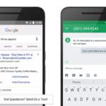 Rozszerzenie SMS w Google Adwords