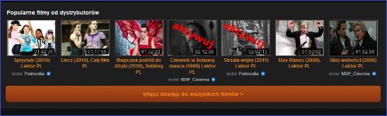Aktywuj filmy premium w CDA.pl