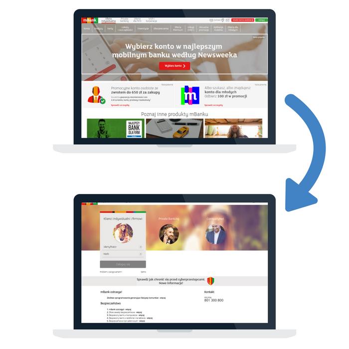 mBank - strona główna i logowanie do rachunku